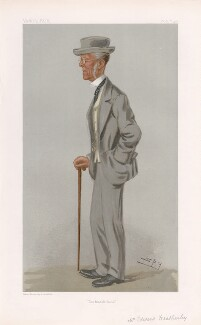 Edward Weatherby ('Men of the Day. No. 826.