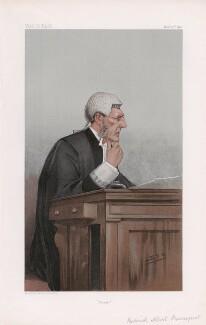 Sir Frederick Albert Bosanquet ('Judges. No. 63.'), by Sir Leslie Ward - NPG D45093