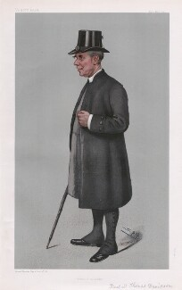 Randall Thomas Davidson, Baron Davidson of Lambeth ('Statesmen. No. 743.'), by Sir Leslie Ward - NPG D45097