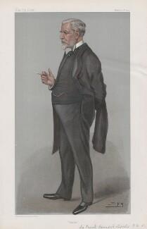 Sir Frank Cavendish Lascelles ('Men of the Day. No. 837.'), by Sir Leslie Ward - NPG D45111