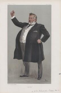 Richard John Seddon ('Men of the Day. No. 838.'), by 'How' - NPG D45114