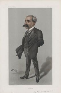 Sir Felix Semon ('Men of the Day. No. 840.'), by Sir Leslie Ward - NPG D45116