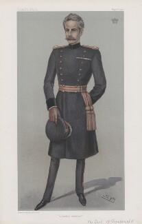 Douglas Mackinnon Baillie Hamilton Cochrane, 12th Earl Dundonald ('Statesmen. No, 751.'), by Sir Leslie Ward - NPG D45117