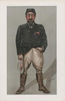 Christiaan Rudolf de Wet ('Men of the Day. No. 845.'), by Eardley Norton - NPG D45129