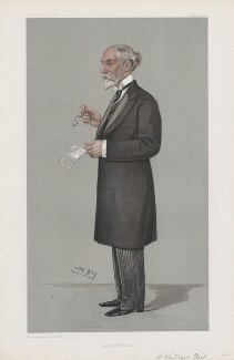 Whitelaw Reid ('Men of the Day. No. 861.'), by Sir Leslie Ward - NPG D45137