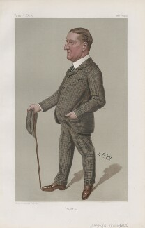 Sir Walter Durnford ('Men of the Day. No. 859.'), by Sir Leslie Ward - NPG D45147