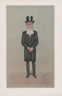 William McEwan ('Men of the Day. No. 860.'), by Sir Leslie Ward - NPG D45148