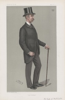 Arthur Charles Wellesley, 4th Duke of Wellington ('Statesmen. No. 757.