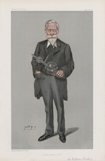 Sir William Crookes ('Men of the Day. No. 879.