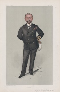Sir Percy Moreton Scott, 1st Bt ('Men of the Day. No. 893.
