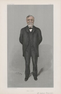 Andrew Carnegie ('Men of the Day. No. 898.