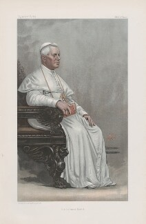 Pope Pius X (Giuseppe Melchiorre Sarto) ('Sovereigns. No. 28.