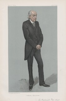 Sir Frederick Peel, Bt, Bt ('Men of the Day. No. 902.