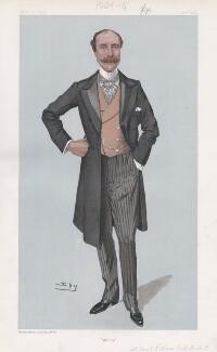 Ernest William Beckett, 2nd Baron Grimthorpe ('Statesmen. No. 761.