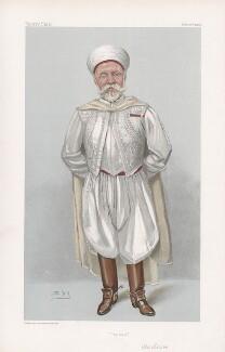 Sir Harry Aubrey de Vere Maclean ('Men of the Day. No. 909.