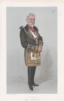 William Archer Amherst, 3rd Earl Amherst ('Statesmen. No. 765.