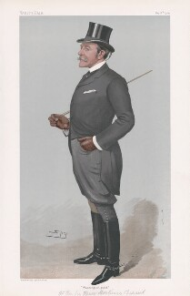 Sir Henry Mortimer Durand ('Men of the Day. No. 916.