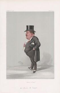 Sir Charles William Cayzer, 1st Bt ('Men of the Day. No. 919.