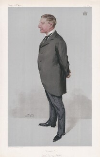 George Arbuthnot Burns, 2nd Baron Inverclyde ('Men of the Day. No. 924.