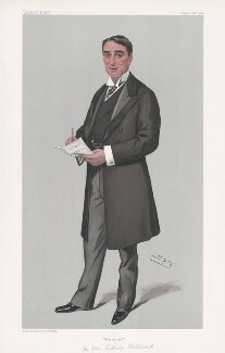 Sydney George Holland, 2nd Viscount Knutsford ('Men of the Day. No. 927.
