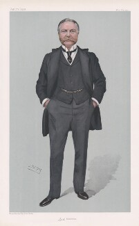 Edward Ponsonby, 8th Earl of Bessborough ('Men of the Day. No. 933.