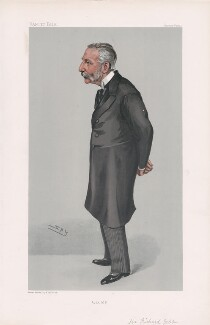 Sir Richard Claverhouse Jebb ('Men of the Day. No. 935.