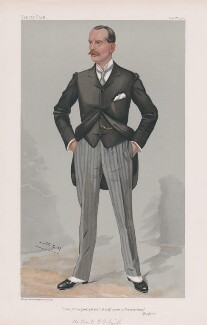 (William) Frederick Danvers Smith, 2nd Viscount Hambleden ('Men of the Day. No. 942.