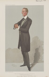 John Edward Bernard Seely, 1st Baron Mottistone ('Men of the Day. No. 942.