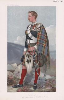 John George Stewart-Murray, 8th Duke of Atholl ('Men of the Day. No. 946.