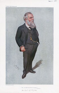 Victor Alexander Bruce, 9th Earl of Elgin ('Men of the Day. No. 951.