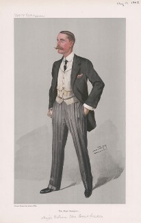 Sir William Eden Evans-Gordon ('Men of the Day. No. 953.