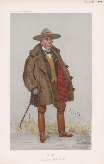 Gilbert John Elliot-Murray-Kynynmound, 4th Earl of Minto ('Men of the Day. No. 960.