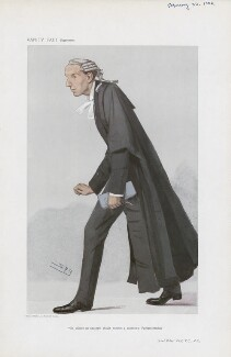 Edgar Algernon Robert Gascoyne-Cecil, 1st Viscount Cecil of Chelwood ('Men of the Day. No. 1003.