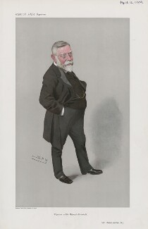 Sir Thomas Barlow, Bt ('Men of the Day. No. 1010.
