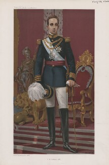 Alfonso XIII, King of Spain ('Men of the Day. No. 1016.