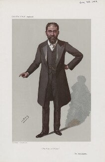 Sir Felix Otto Schuster, 1st Bt ('Men of the Day. No. 1020.