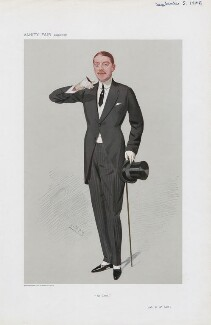 Daniel Maurice Gant ('No Limit.'), by Sir Leslie Ward - NPG D45344