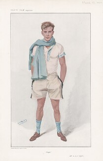 Douglas Cecil Rees Stuart ('Men of the Day. No. 1071.