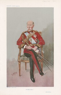 Dudley Charles Fitzgerald de Ros, 24th Baron de Ros ('Men of the Day. No. 1073.