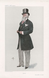 Charles Harbord, 5th Baron Suffield ('Men of the Day. No. 1075.