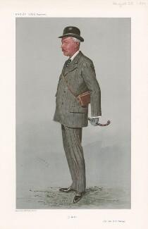 Sir John Ormerod Scarlett Thursby. 2nd Bt ('Men of the Day. No. 1081.