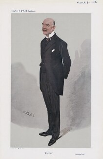 William Henry Armstrong Fitzpatrick Watson-Armstrong, 1st Baron Armstrong ('Men of the Day. No. 1108.