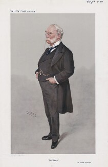 Sir Thomas Wrightson, 1st Bt ('Men of the Day. No. 1117.