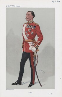 Sir Arthur Henry Fitzroy Paget ('Men of the Day. No. 1127.