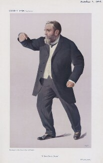Jean Leon Jaurès ('Men of the Day. No. 1139.