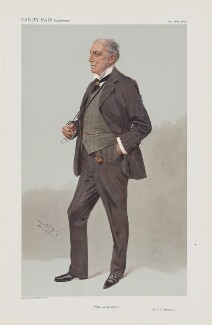 Alfred Chichele Plowden ('Men of the Day. No. 1150.