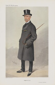 Sir Maurice FitzGerald, 2nd Bt and 20th Knight of Kerry ('Men of the Day. No. 1173.