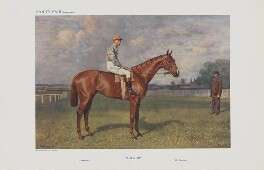Georges Parfrement ('Famous Racehorses. No. 5