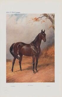 Famous Racehorses. No. 8. 'St. Simon.', by 'WH.O' - NPG D45519