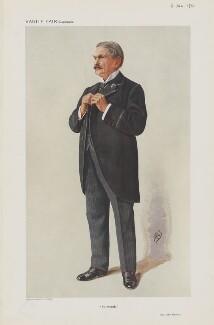 Sir John Barker ('Men of the Day. No. 1209.